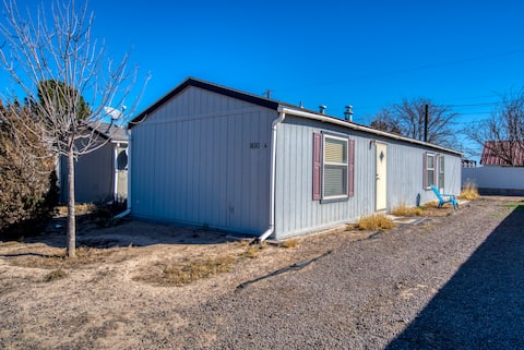 Pecos Furnished Mobile Home
