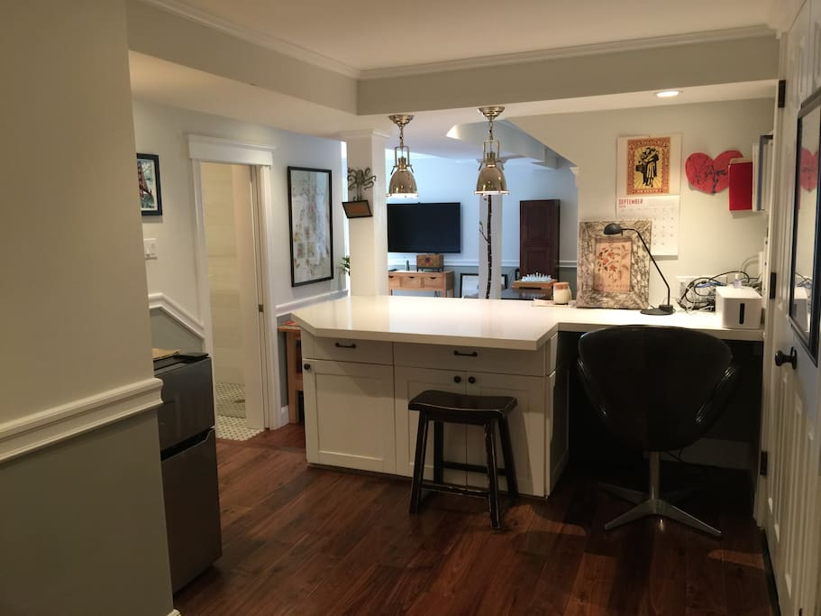 Private renovated full floor suite close to bart - Airbnb san francisco office phone number ...