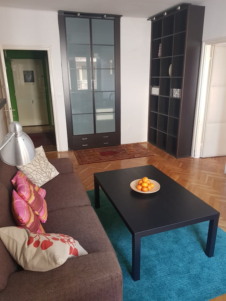 Quiet apartement in the heart of Buda