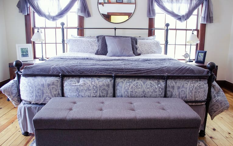 Stylish and comfort in a B&B - Leonard - Aamiaismajoitus