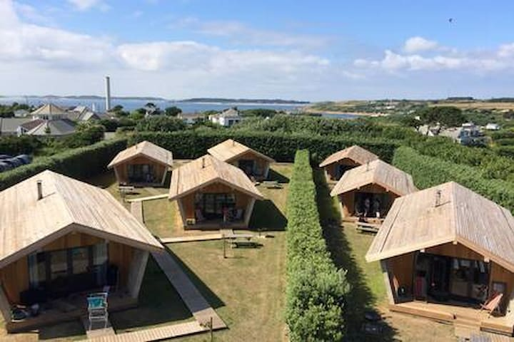 Isles of Scilly Farm Lodge
