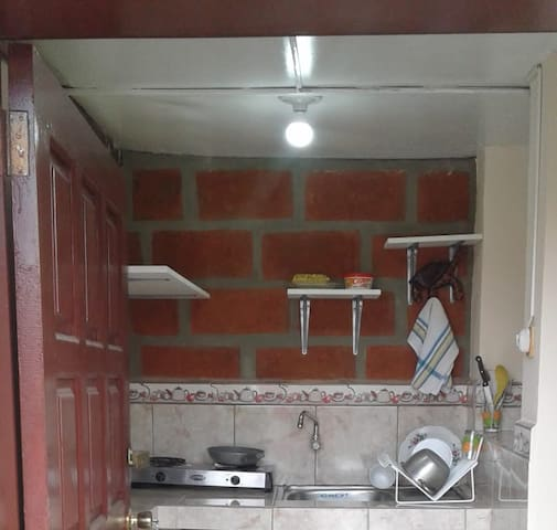 Appartment near Cotopaxi and Quito for rent