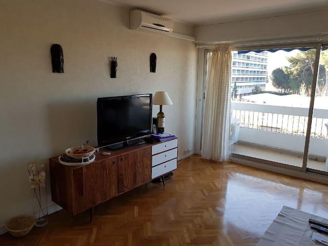 Appartement en Résidence proche calanques et plage