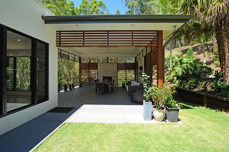 Tranquil Rooms in the Hinterlands - Buderim - Bed & Breakfast