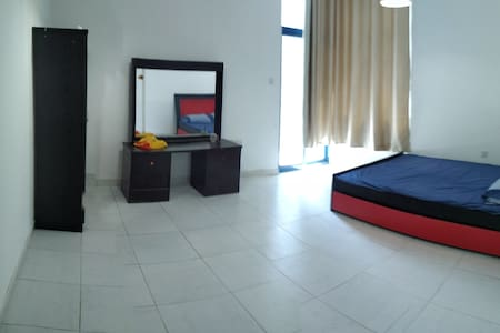 Private Room with attached washroom and balcony.
