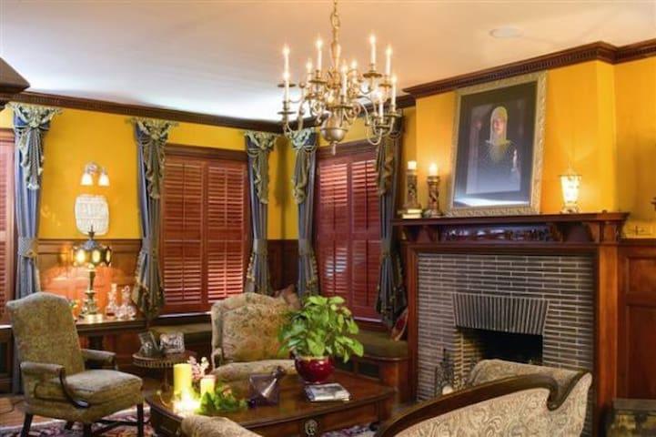 Wonderful Historic Home - Pittsburgh - Bed & Breakfast
