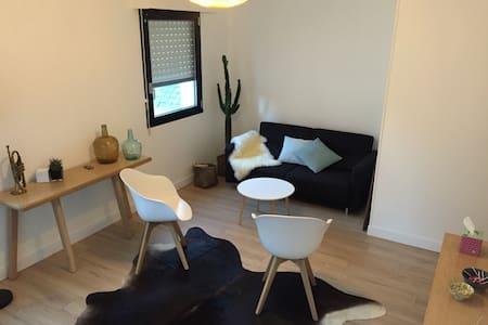 Studio cocooning pour se ressourcer - Plougastel-Daoulas - Appartamento