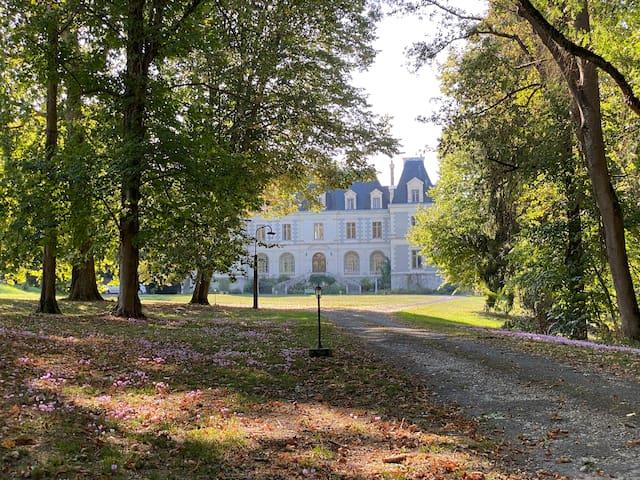 Appartement dans le Château de St Bohaire, Blois