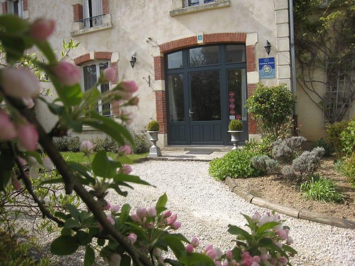 Les Charmilles, Chambre d'hôte proche de Verdun
