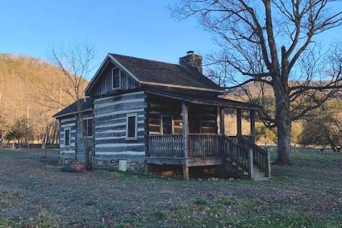 Rustic Bear Creek Cabin