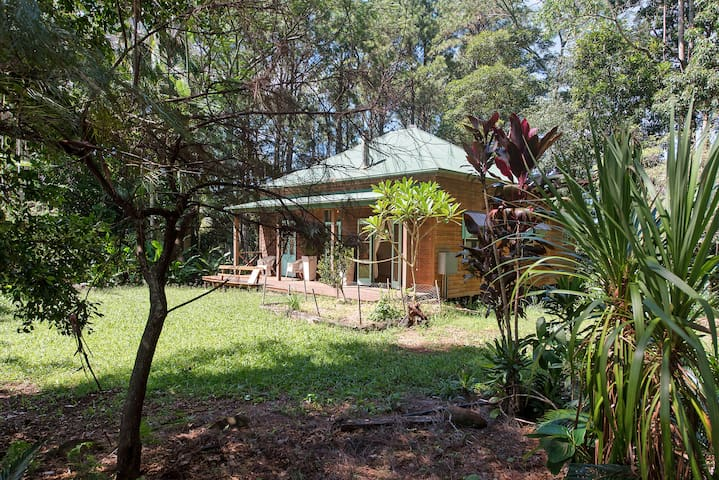 Cottage in the Byron hinterland - Possum Creek - Haus