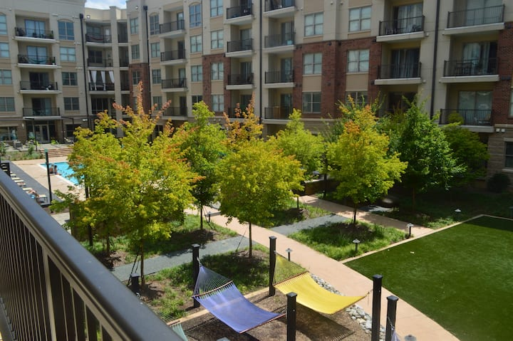 Luxurious Uptown Condo in Heart of Charlotte, NC