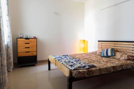 Private Room in Chill Neighborhood - Bangalore