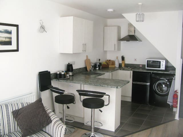 Luxury Apartment in Crantock, close to the beach. - Crantock - Byt