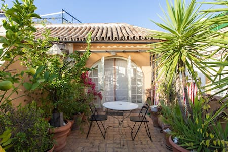 The charm of seville, studioterrace - Sevilla - Bed & Breakfast