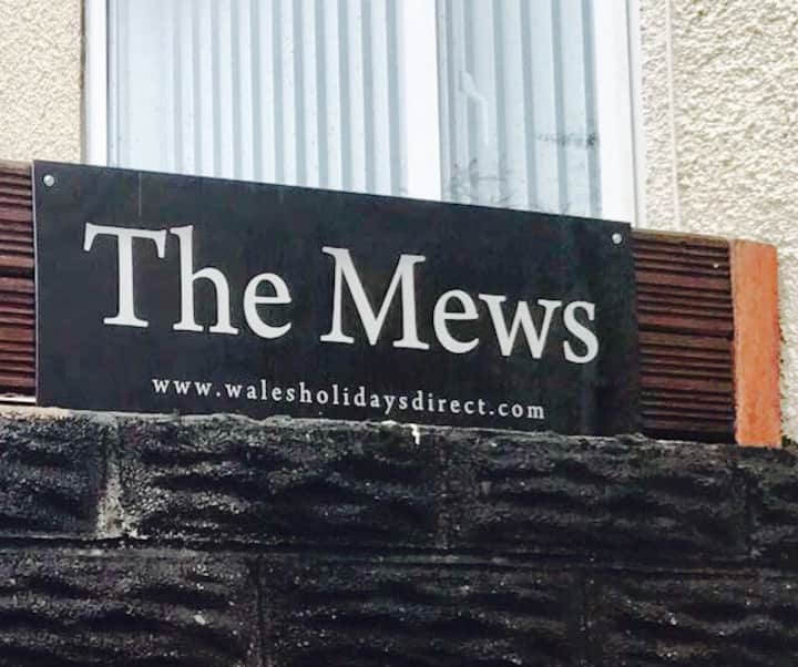 The Mews an affordable clean no frills apartment.