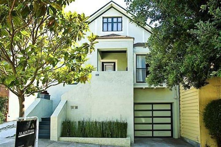 Cole Valley Casa
