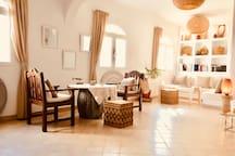 Chambre Vanille à Villazila maison d'hôte