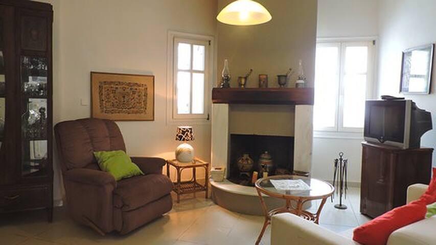 Vaggos House