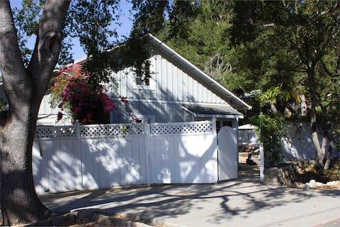 Mission Canyon Cottage Studio