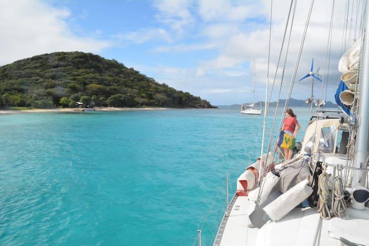 enjoy life in a sailing boat - Fort-de-France - Boat