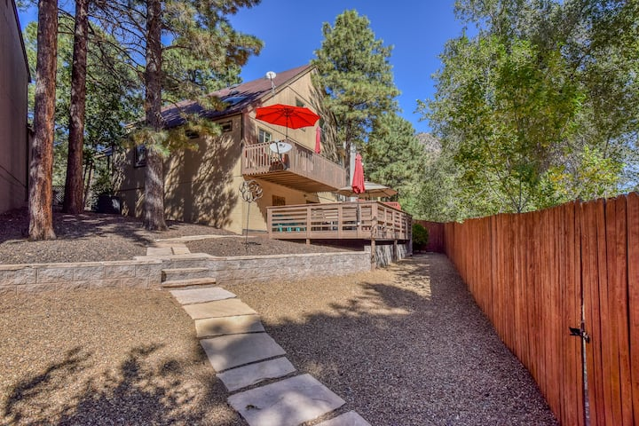 Perfect Vacation Home! Central A/C, Trail Access