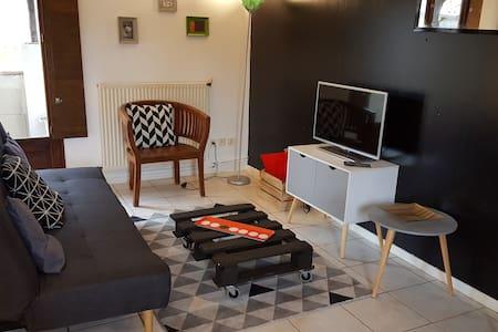 Appartement de charme - centre historique - Figeac - Daire