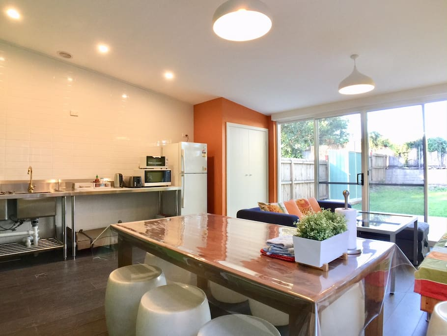 Dinning+Living+Kitchen