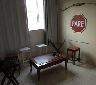 SABOTAGE - Vaga em quarto confortável