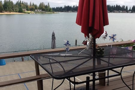 Relax by the lake - Bonney Lake