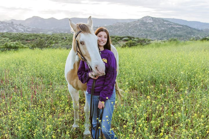 Glamping Ranch Experience!!! Bring your horse!!!