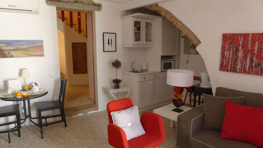 Casa da Rua Nova - Piso 0 | Castelo de Vide - Castelo de Vide - Appartement