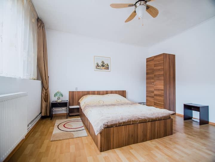 Transylvania House Twin City Center Rooms