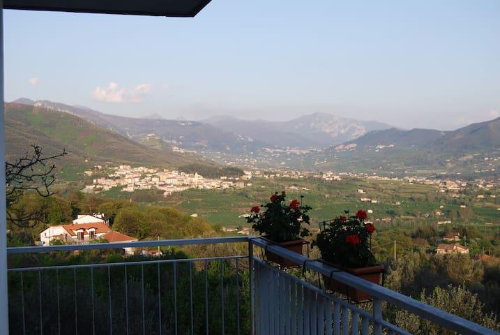 Vacanze nei Picentini - San Cipriano Picentino - Apartmen
