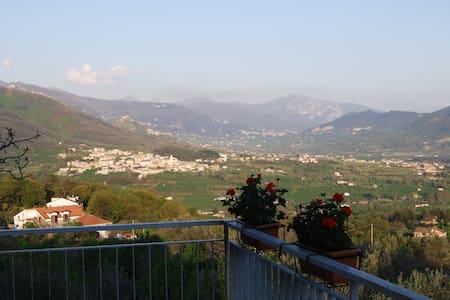 Vacanze nei Picentini - San Cipriano Picentino - Huoneisto