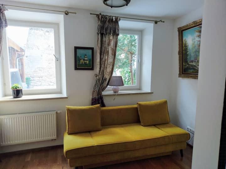 Ruhiges Privatzimmer im schönen Haus der Altstadt