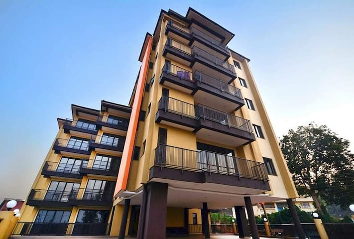 Luxurious 2 bedroom serviced apartment