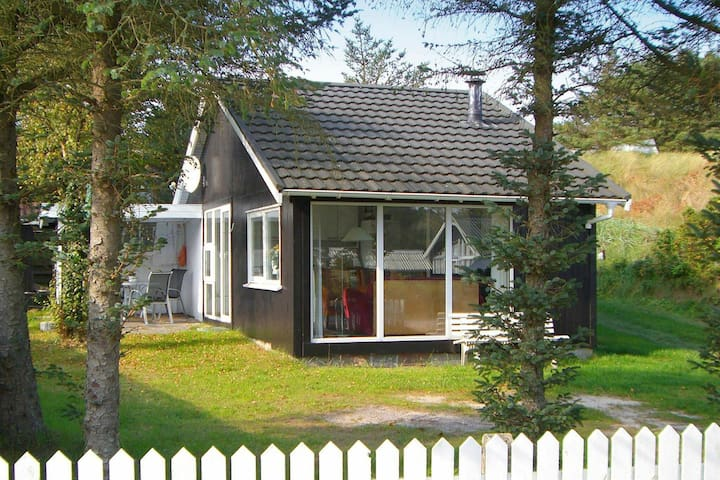 Charming Holiday Home in Blokhus Jutland near Beach