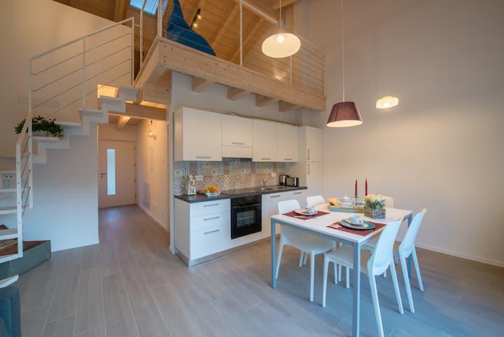 Sport & Fun Bio-Apartment Sallagoni