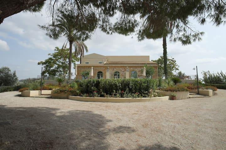 Bio Resort Fontes Episcopi_ARANCIA - Aragona - Villa