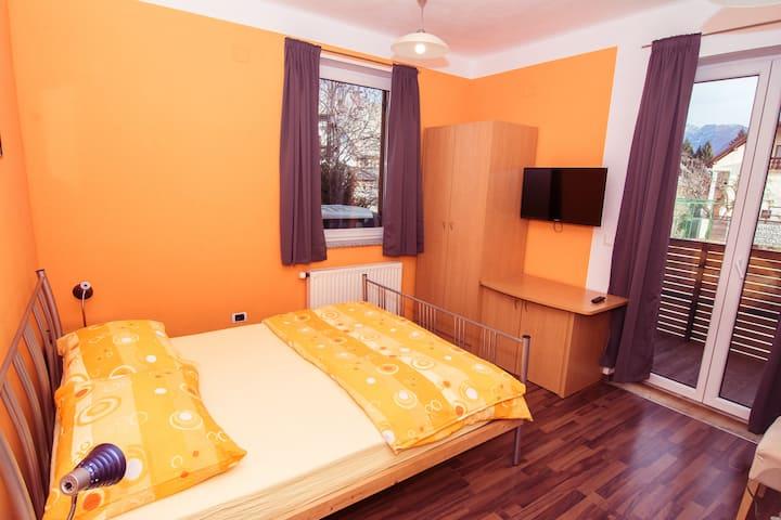 Private Room with Balcony Skok