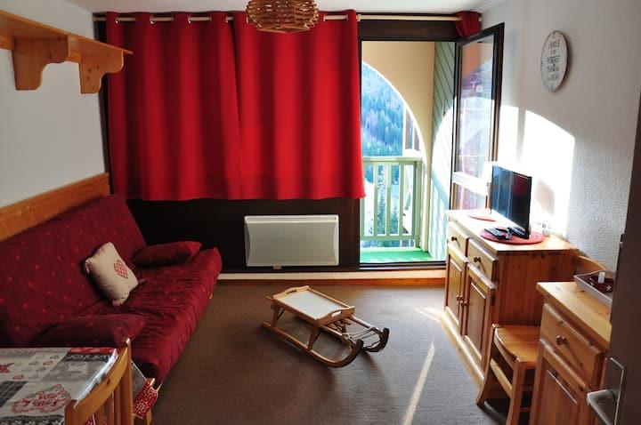 Appartement à Oz, domaine skiable Alpe d'huez