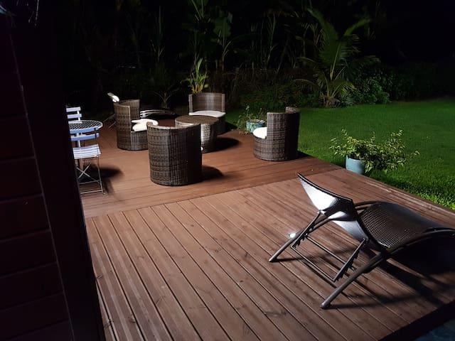 La Savannah Villa - Morne à l'eau Guadeloupe - GP - Villa