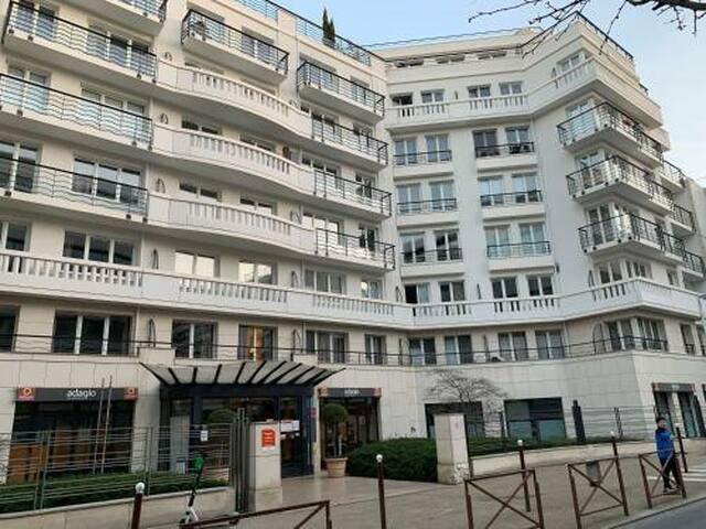 ❤️ Appart'Hotel, immeuble de standing avec parking