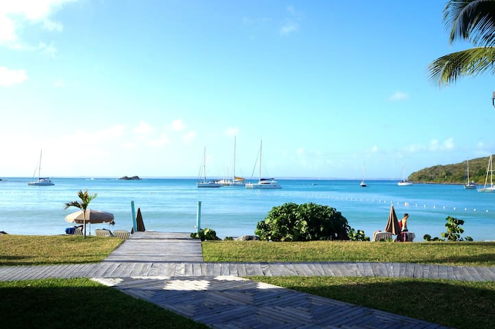 Spacious Studio 927 on the Anse Marcel Beach - Cul-de-Sac - Appartamento
