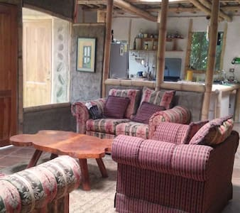 Casa Bambú