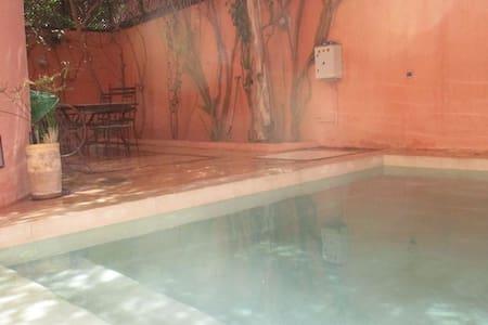 Villa lux A Victor Hugo - Marrakesch