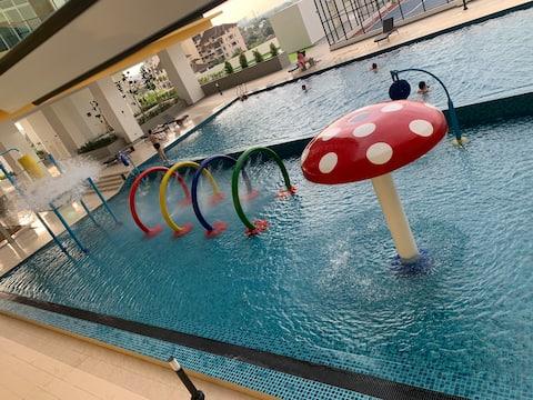 Novo 8 Swimming Pool Condominium:Level 26