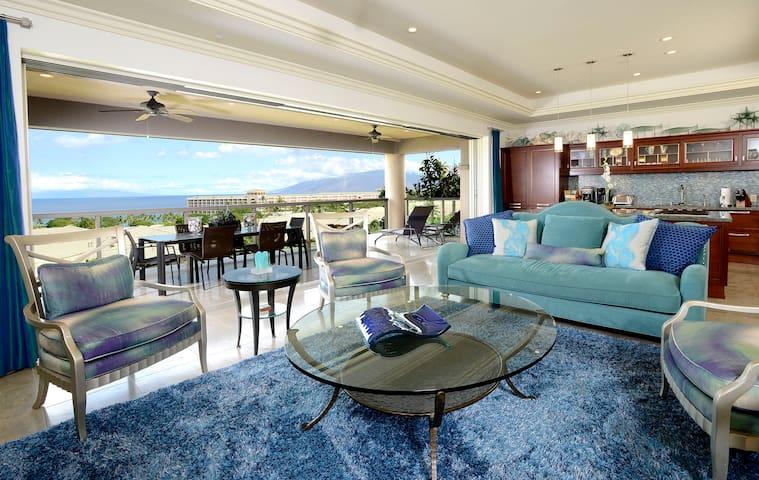 Wailea Luxury Ho'olei Home - Great Rates! - Wailea Makena, Maui - Villa