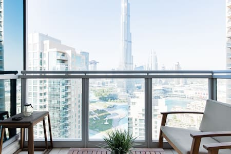 Enjoy Burj Khalifa from Every Room, Direct Light Show View